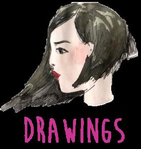 drawings-roze
